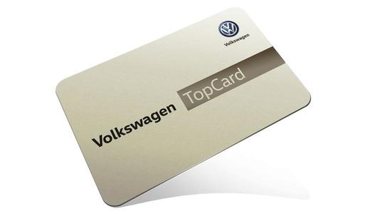 TopCard VW